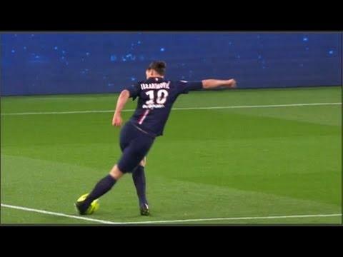 Cele mai tari faze cu Zlatan Ibrahimovic