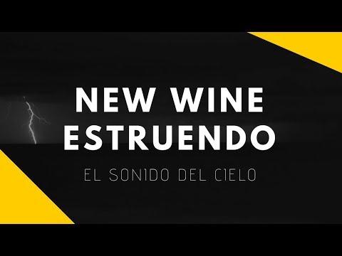 Un Sonido Del Cielo de New Wine Letra y Video