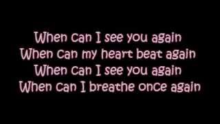 when can i see you by babyface with lyrics