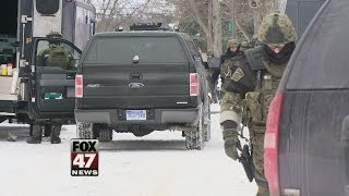 Small Town 'Shocked' by Violent Standoff