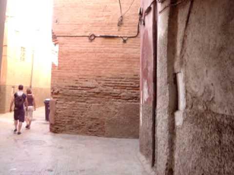 Way to riad massine 2 from derb essnane / derb snan (Marrakech, Morocco)