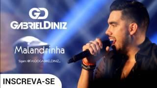 Malandrinha (Edson Gomes) - Gabriel Diniz | Repertório Novo