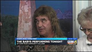 The Babys first LIVE TV interview in 30 years