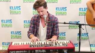 Charlie Puth - Marvin Gaye [Elvis Duran Show Performance]
