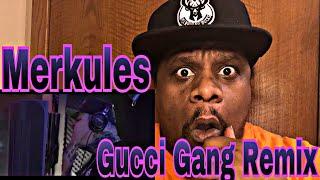 Merkules - Gucci Gang Remix (Official Video) Reaction Request