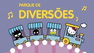Videoclipe: Parque de Diversões ♪ | O Mundo da Hello Kitty