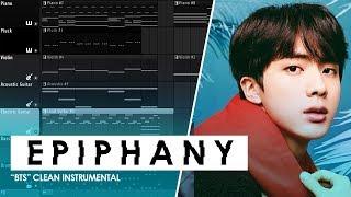 BTS (방탄소년단) 'Epiphany' Instrumental Clean