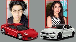 বলিউড সেলিব্রেটি সন্তানদের বিলাসবহুল গাড়ি | Bollywood Star Kids And Their Expensive Luxury Cars