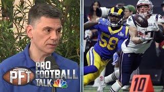 PFT Draft: Rob Gronkowski edges Gonzalez as best tight ends ever   Pro Football Talk   NBC Sports