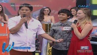 Wowowin: Buboy Villar at fiancé nito, sinurpresa ni Willie Revillame