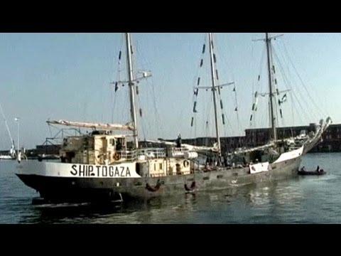 İsrail Gazze'ye giden bir yardım gemisini daha durdurdu