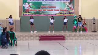 Dance Taki Taki rumba