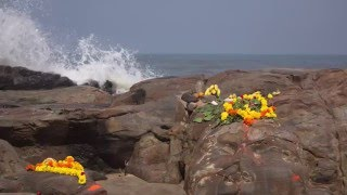 Maha Shivaratri 2016. Goa. Small Vagator