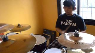 Bleed it out - Linkin Park (Drum Cover)