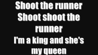 kasabian - shoot the runner lyrics