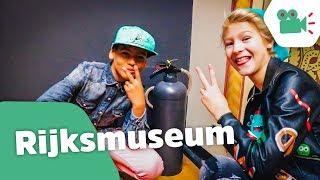 ALARM GAAT AF IN HET MUSEUM!  -  Baas van het journaal 1 - Kinderen voor Kinderen
