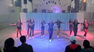 Coreografia - Quem Impedirá ? - DJ Matheus Lazaretti - COMUNIDADE BATISTA VINDE (CBV)