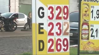 GAECO e PROCON encontra gasolina adulterada em dois postos de combustíveis