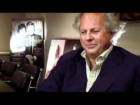 Graydon Carter at Swedish Grand Journalism Prize 2007
