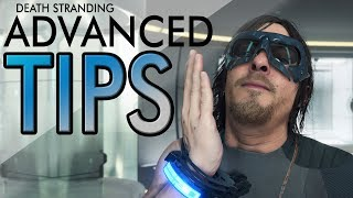 Death Stranding – 15 ADVANCED TIPS   Optimize Your Travels!