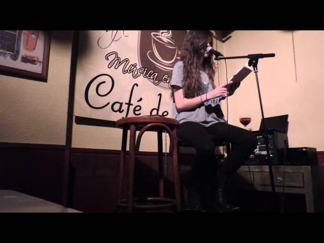 Vídeo de un concierto en el Café de Alba de Murcia.