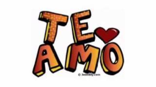 Te amo y te lo digo _Pancho Barraza