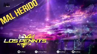 Los Pennys - Mal Herido - Cover
