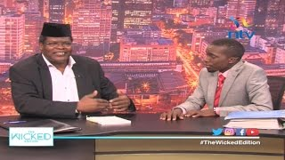 Miguna Miguna's light moments on The Wicked Edition