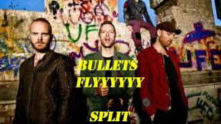 Coldplay- UFO (Lyrics)