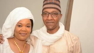 Visite du président Abdoul MBAYE chez les petit-fils de Seydina Issa Lahi psl à Camberène
