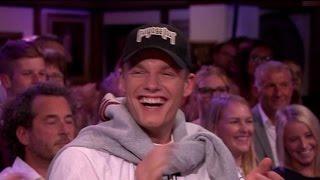 Enzo Knol tóch naar Justin Bieber - RTL LATE NIGHT