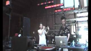 GUY GERBER live @ SUNDAY SCHOOL Ice Palace MIAMI 27.03.2011 video4