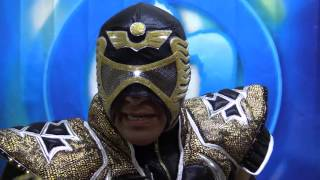 Aero Star Promo [CHIKARA King of Trios 2016 Night 2]