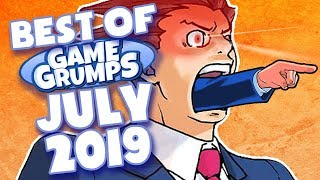 Best of July 2019 - Game Grumps