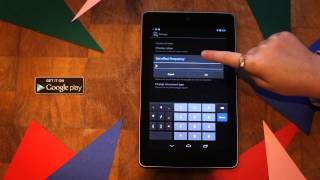 moovebo Live Wallpaper - Review on Nexus 7