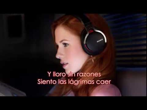 Crying For No Reason En Espanol de Katy B Letra y Video