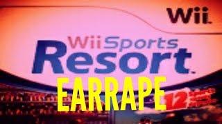 Wii Sports Resort Theme EARRAPE