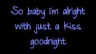 Lady Antebellum - Just A Kiss lyrics