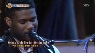 Polo Cummings (of Naturally 7) - If I Ain't Got You (Live on SBS)
