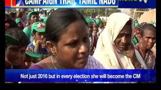 Campaign trail Tamil Nadu in the Land of Amma width=
