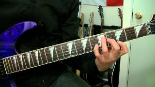 Soda Stereo | Danza Rota | Guitar Cover HD