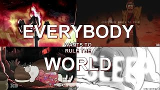 Gravity Falls || Everybody Wants To Rule The World || FULL MEP
