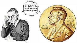 Jean-Paul Sartre: O Filósofo que rejeitou o Prêmio Nobel