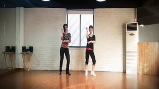 Linedance Christmas twist demo