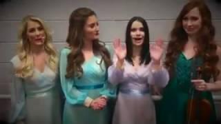Celtic Woman 1 mike 1 take Sadhbh ní Bhruinneallaigh