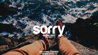 """Sorry"" -  Smooth Beat x R&B x Piano Instrumental (Prod. Danny E.B)"
