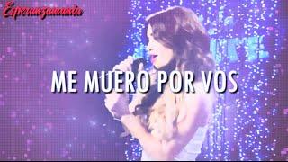 Lali Esposito||Esperanza Mía||Me Muero Por Vos-Karaoke (Versión Cumbia)