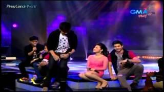Party Pilipinas PALABAN - Barbie Forteza with Crush ng Bayan Boys = 3/03/13