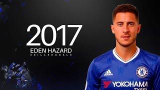 Eden Hazard - Skills & Goals - 2016/17 HD