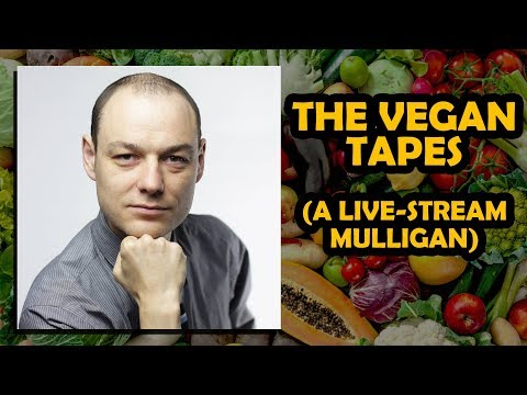 The Vegan Tapes | Live Stream | Interview with Alex Krasney p2